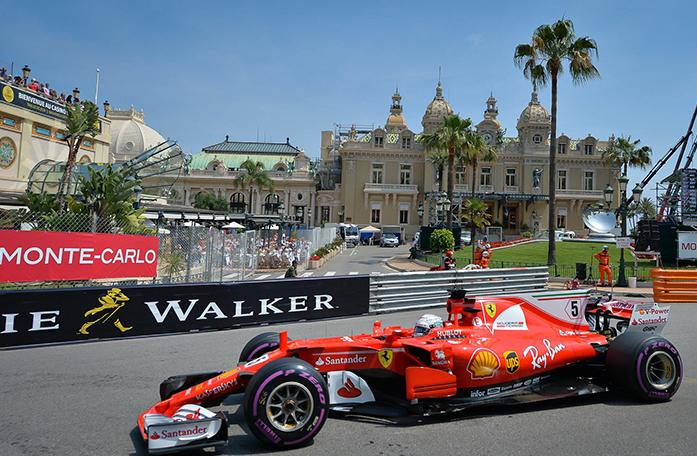 Monaco Grand Prix F1 Succes Event