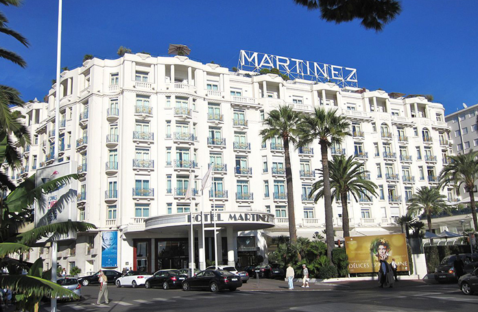 Hotel Martinez Cannes France, Martinez Cannes, French Riviera hotel, Croisette Cannes, Cannes Film Festival, Cannes Film Festival star, Cannes movie star, Succes Event, official Cannes events, official Cannes parties, Star events Cannes, Star party Cannes
