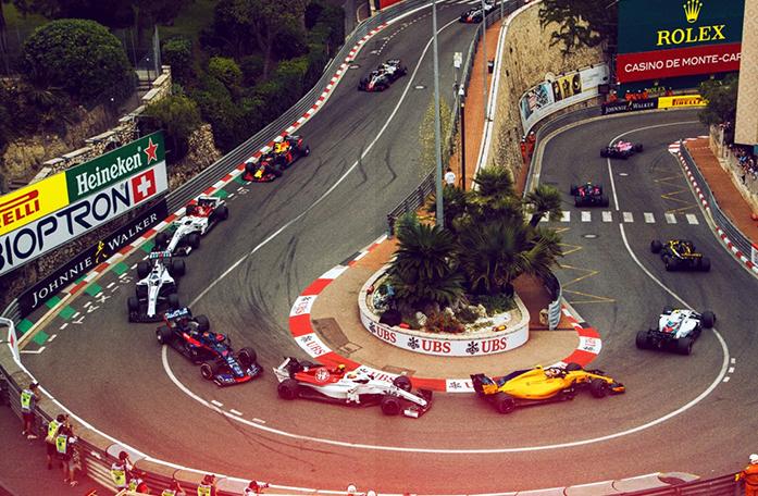 Grand Prix F1 Monaco, private terrasse, luxury sports Monaco, Succes Event