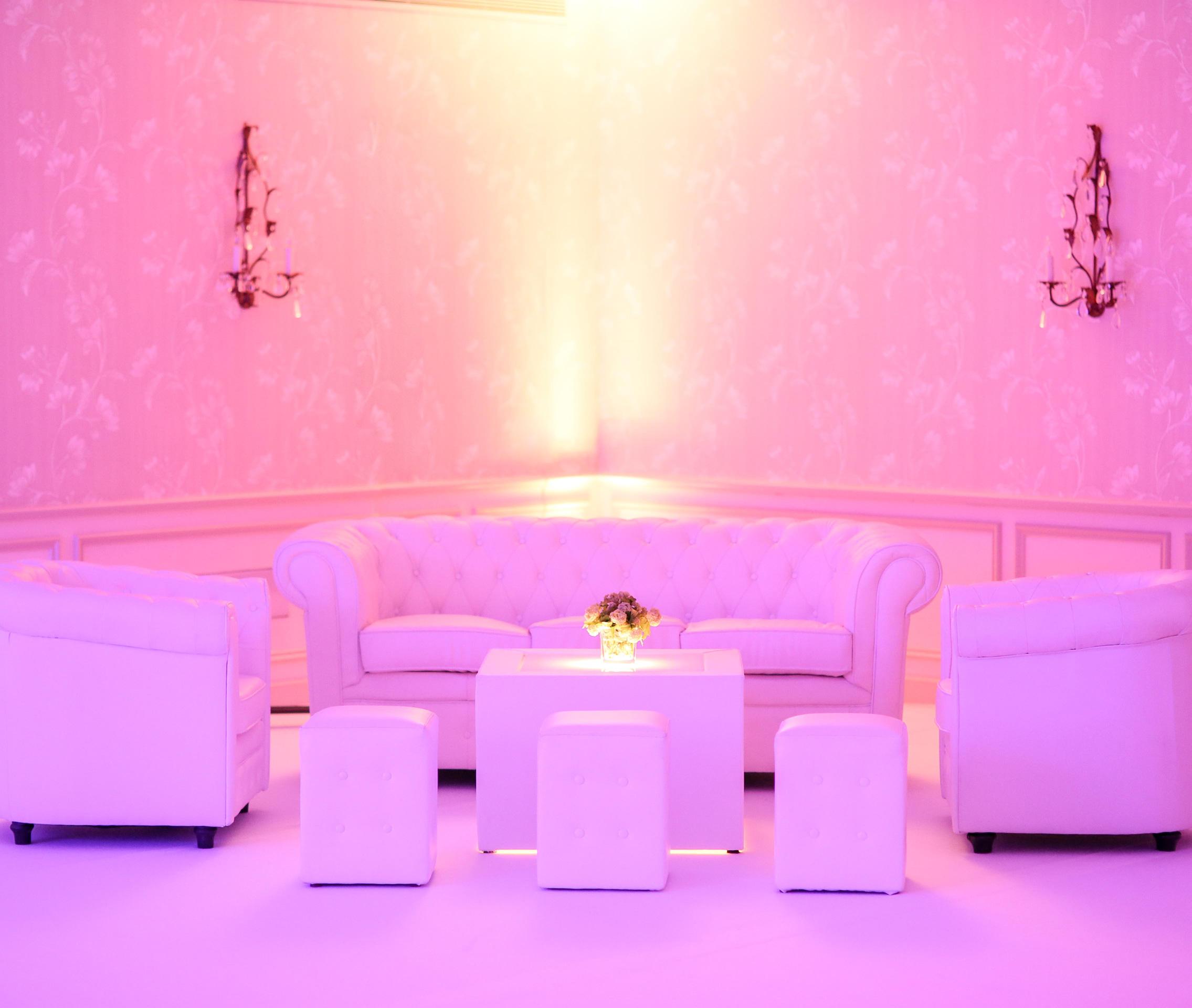 Furniture decoration Riviera, Succes Event