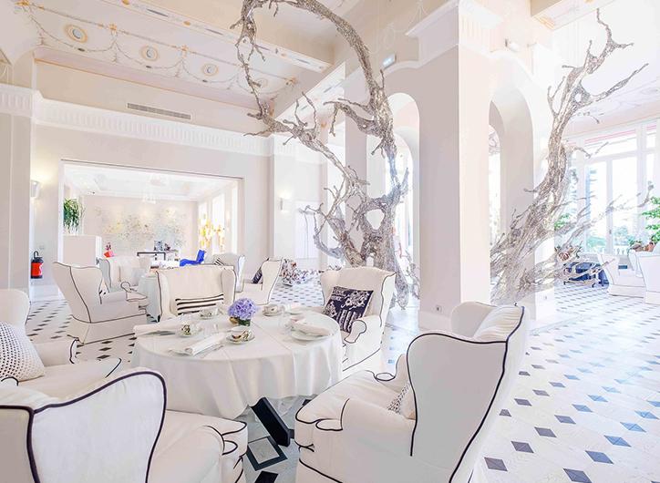 Domaine prive de luxe Beauvallon oeuvre art Succes Event