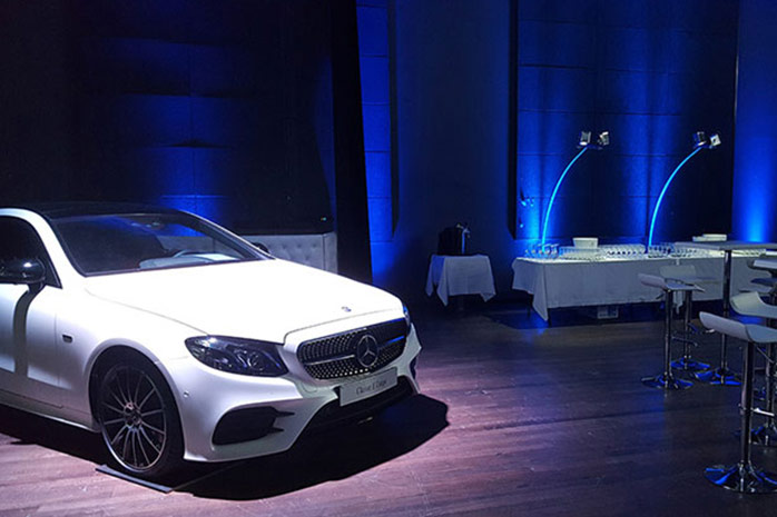 [:fr]succes event lancement de produit theatre anthea antibes mercedes benz by my car voiture de luxe supercar cote d azur french riviera[:]